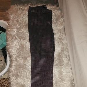 NWT Loft Marisa skinny pants size 4